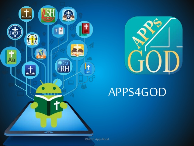 "Presentasi ""Apps4God"" di GKA Gloria, Surabaya"