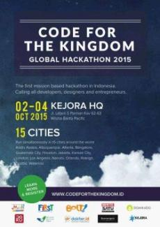 Code for the Kingdom Jakarta 2015